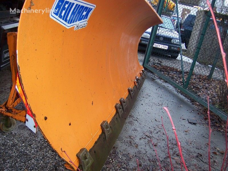 BEILHACK snow plough
