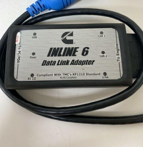 new CUMMINS Cummins INLINE 6 DataLink Adapter Truck Diagnostic Tool  INLINE  car diagnostic tools