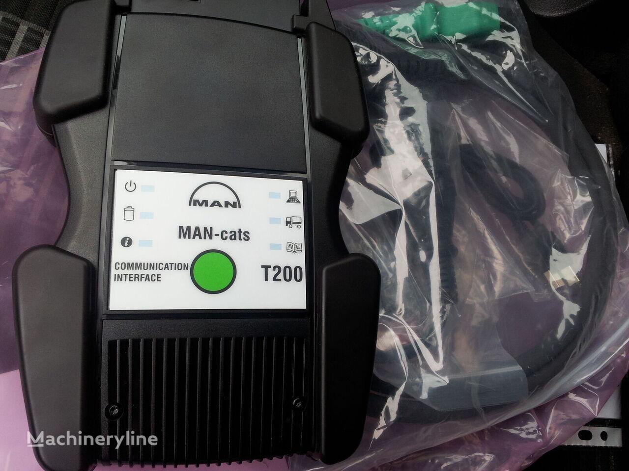 MAN Diagnostic Tool CAT T200 CATS car diagnostic tools