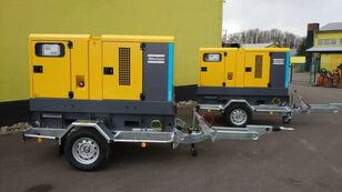 new Atlas Copco QAS60  - VORFÜHRER diesel generator
