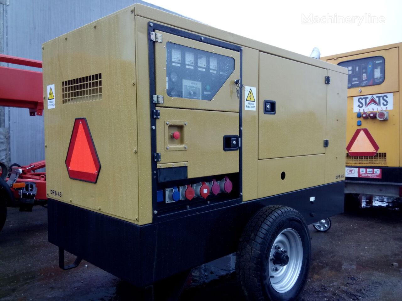 GESAN DP 45 diesel generator