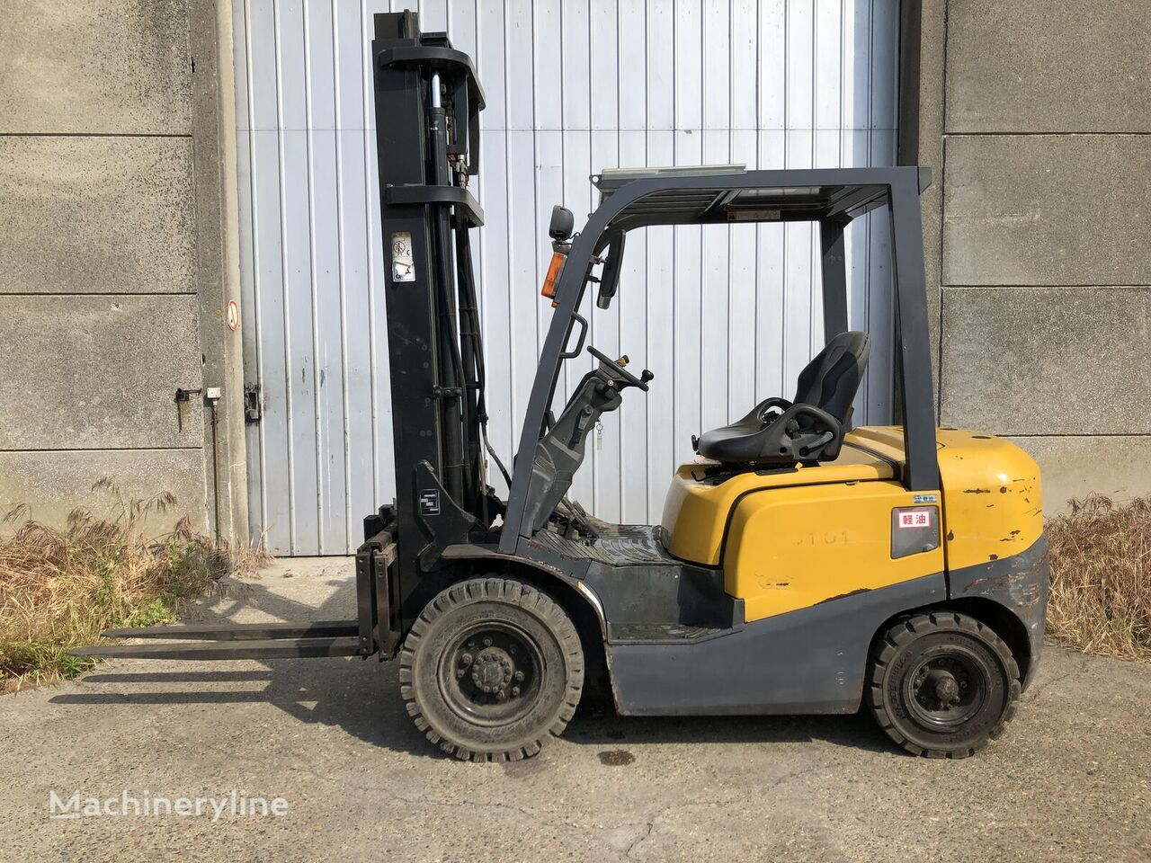 UNICARRIERS FD25T4 forklift