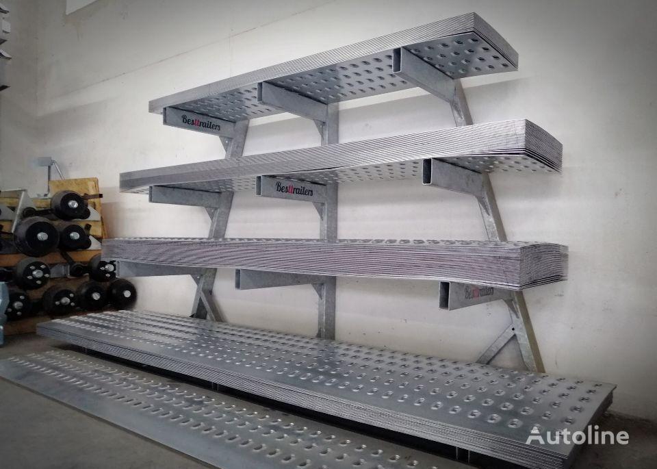 new Blacha LOHR STAL OCYNKOWANA  PRODUCENT loading dock ramp