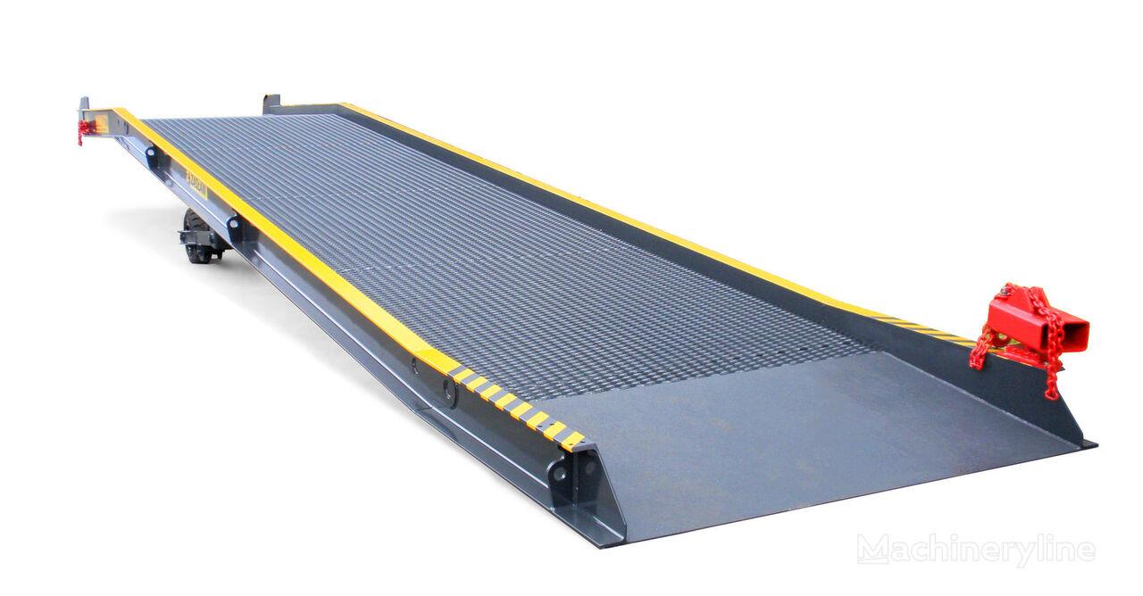 new MOBILE RAMP RM.07 loading dock ramp