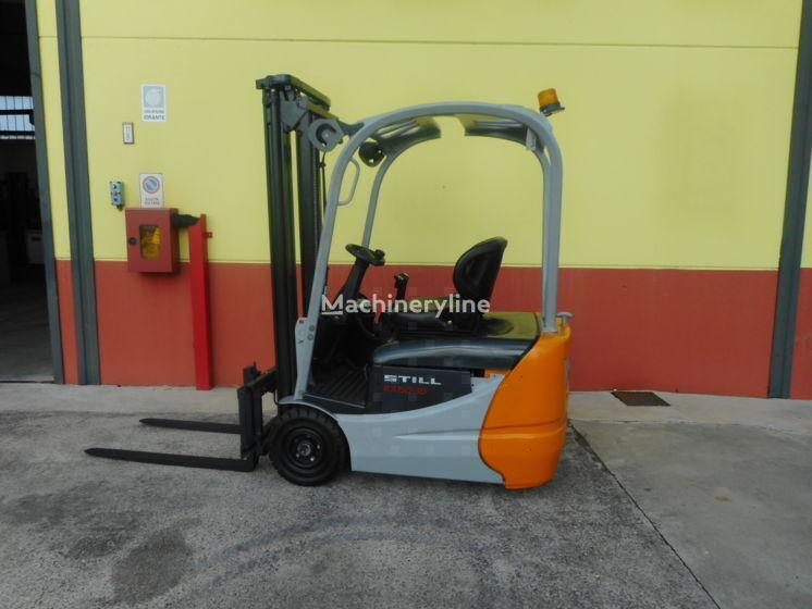 STILL RX50-15 three-wheel forklift