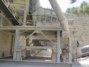 HAZEMAG AP 4 Breit / Wide crushing plant
