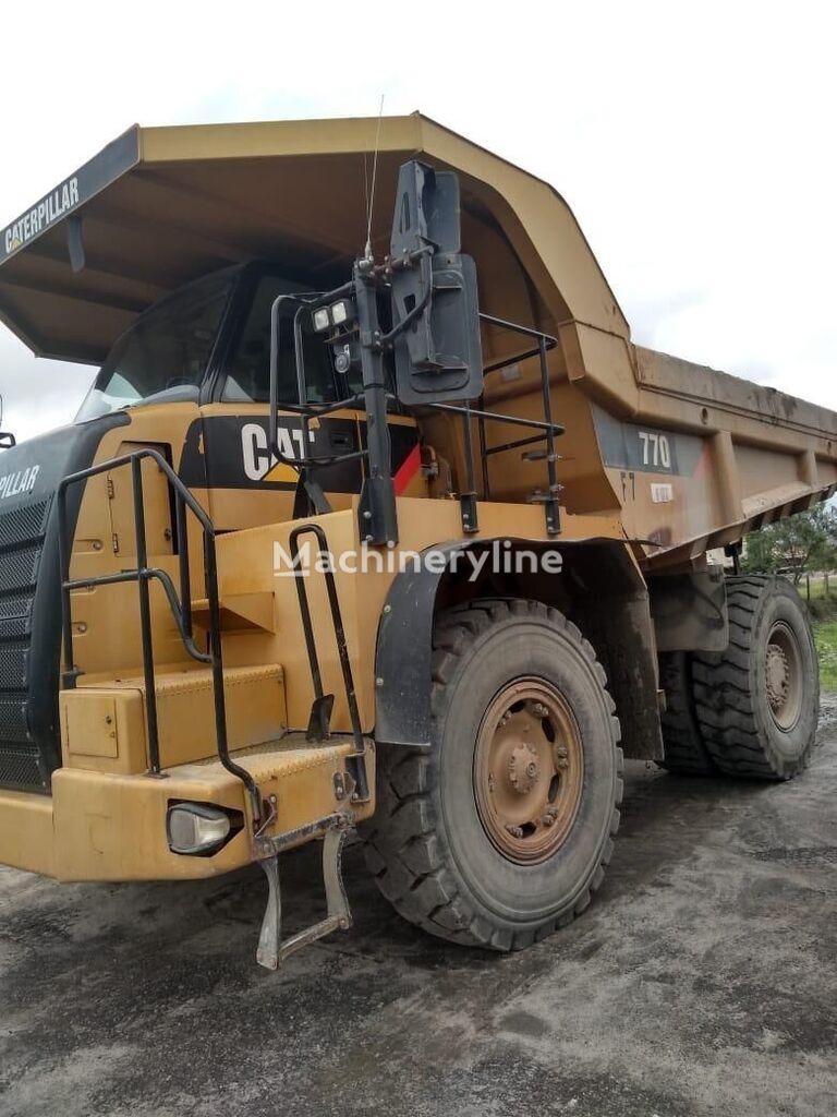 CATERPILLAR 770 haul truck