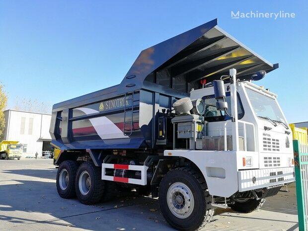 new HOWO 70T haul truck