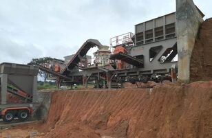 new CONSTMACH 250-300 tph MOBILE HARD STONE CRUSHING PLANT, 2 YEARS WARRANTY mobile crushing plant