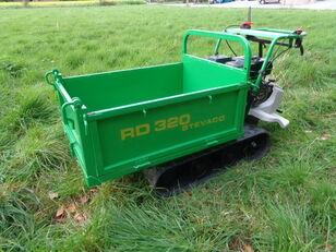 new RD320 tracked dumper