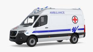MERCEDES-BENZ SPRİNTER AMBULANCE A TYPE ambulance