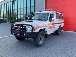 new TOYOTA Landcruiser 4×4 VDJ78L 4.5 V8 Ambulance (NEW) – Complete with BL ambulance