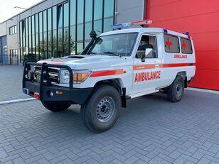 new TOYOTA Landcruiser (NEW) 4×4 VDJ78L 4.5 V8 Ambulance - Complete with AL ambulance