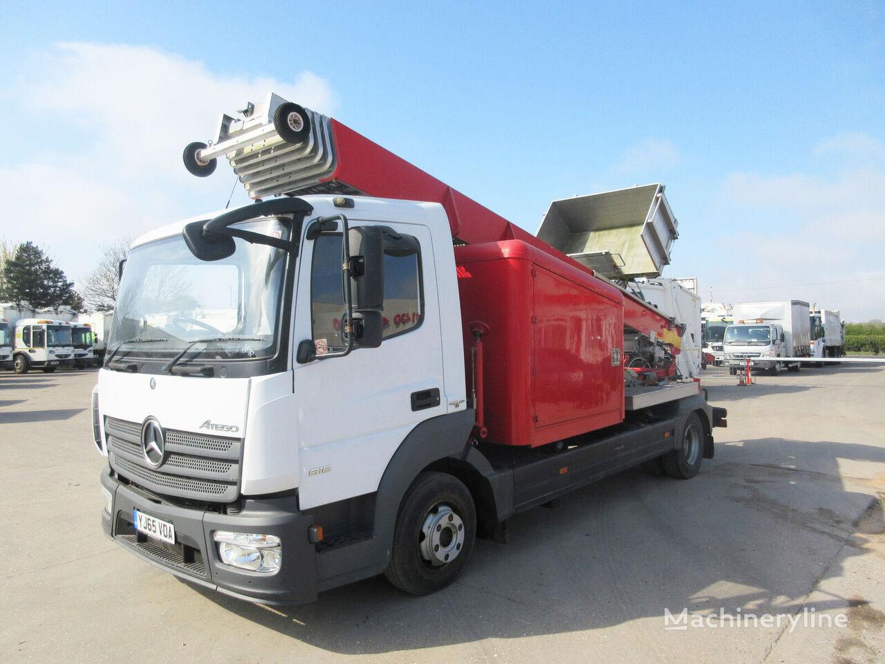 MERCEDES-BENZ Atego fire ladder truck