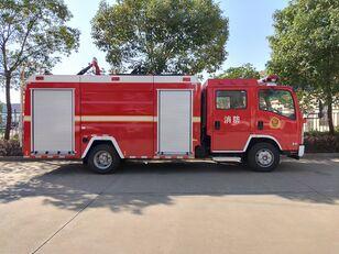 new ISUZU 700P fire truck