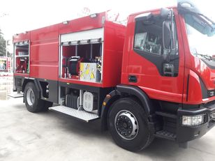 new IVECO Eurocargo fire truck
