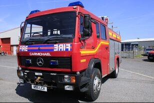 MERCEDES-BENZ 1124 4x4 fire truck
