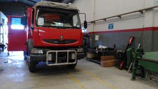 new RENAULT Midlum  fire truck