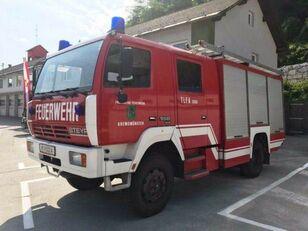 STEYR 13S23 4x4 Feuerwehr 2000 liter Fire fire truck