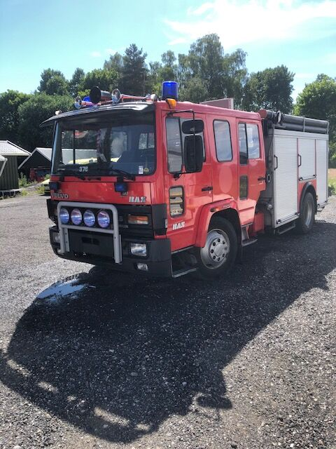 VOLVO FL-614 fire truck