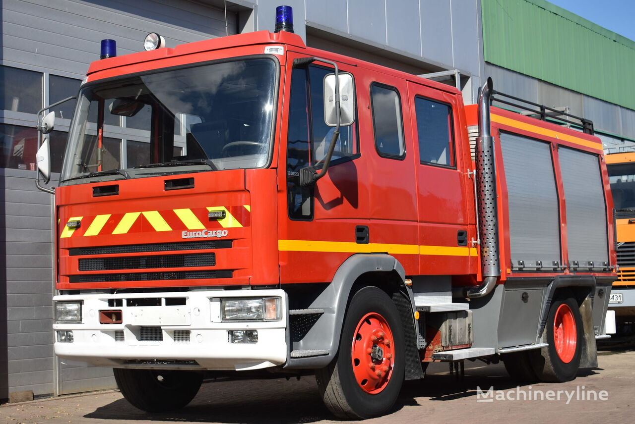 IVECO EUROCARGO 130E23 SIDES 3/20 FIRE TRUCK 3000L Bomberos fire truck