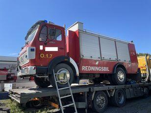 MERCEDES-BENZ 1226 fire truck