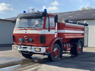 MERCEDES-BENZ 1625 V8 Feuerwehr Alu. 8.800 L Tank BRONTO fire truck