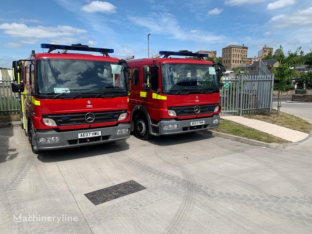 MERCEDES-BENZ Atego fire truck