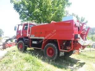 RENAULT Gamme M fire truck