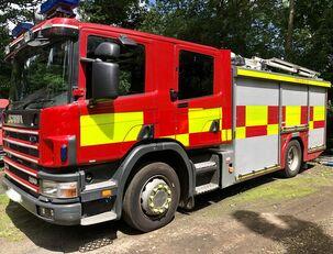 SCANIA 94d fire truck