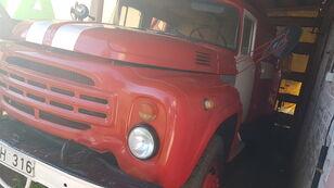 ZIL 130 fire truck