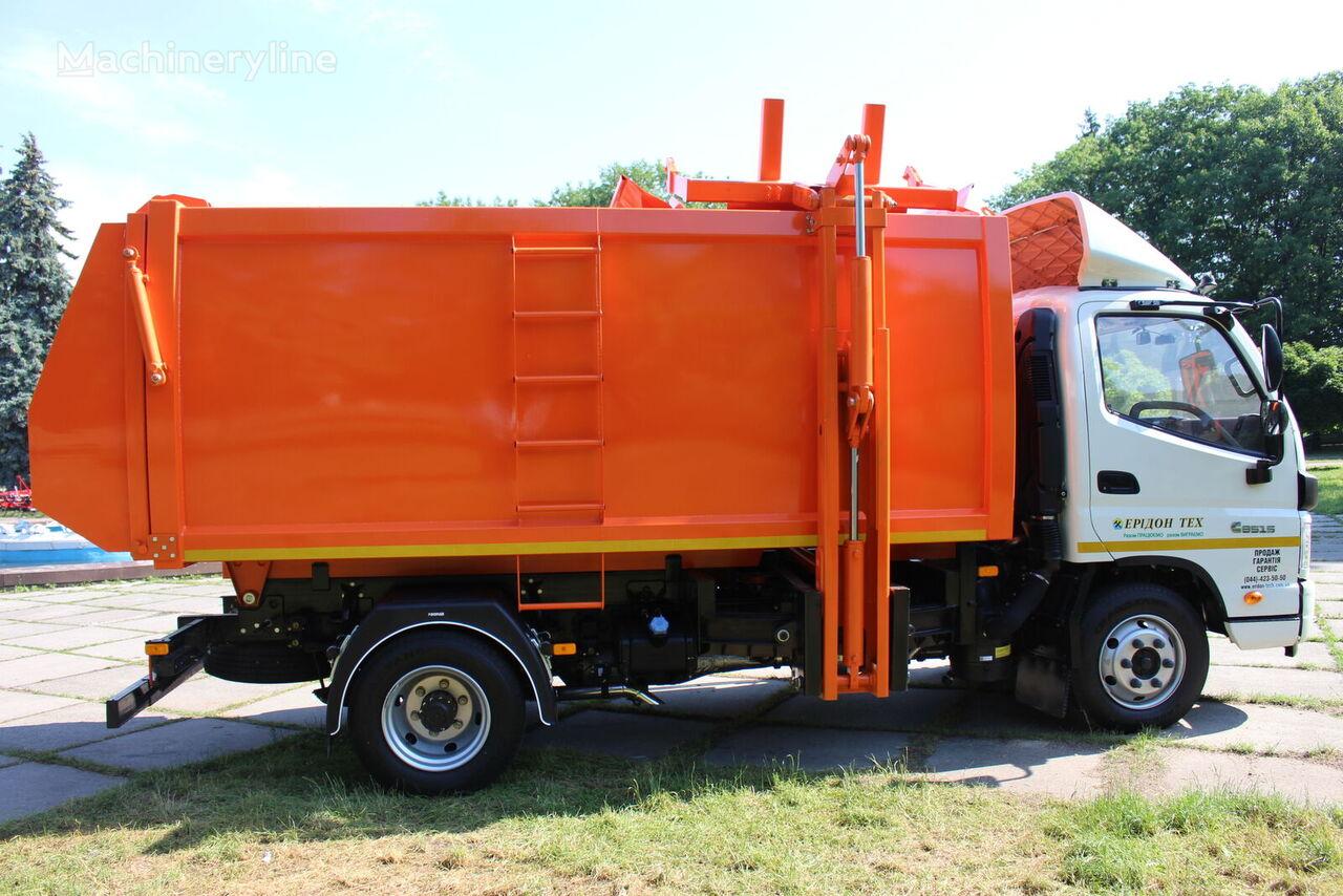 new FOTON garbage truck