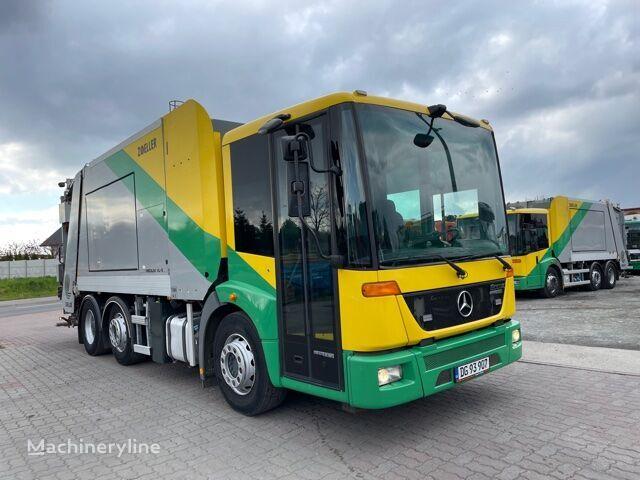 MERCEDES-BENZ Econic 2629 garbage truck