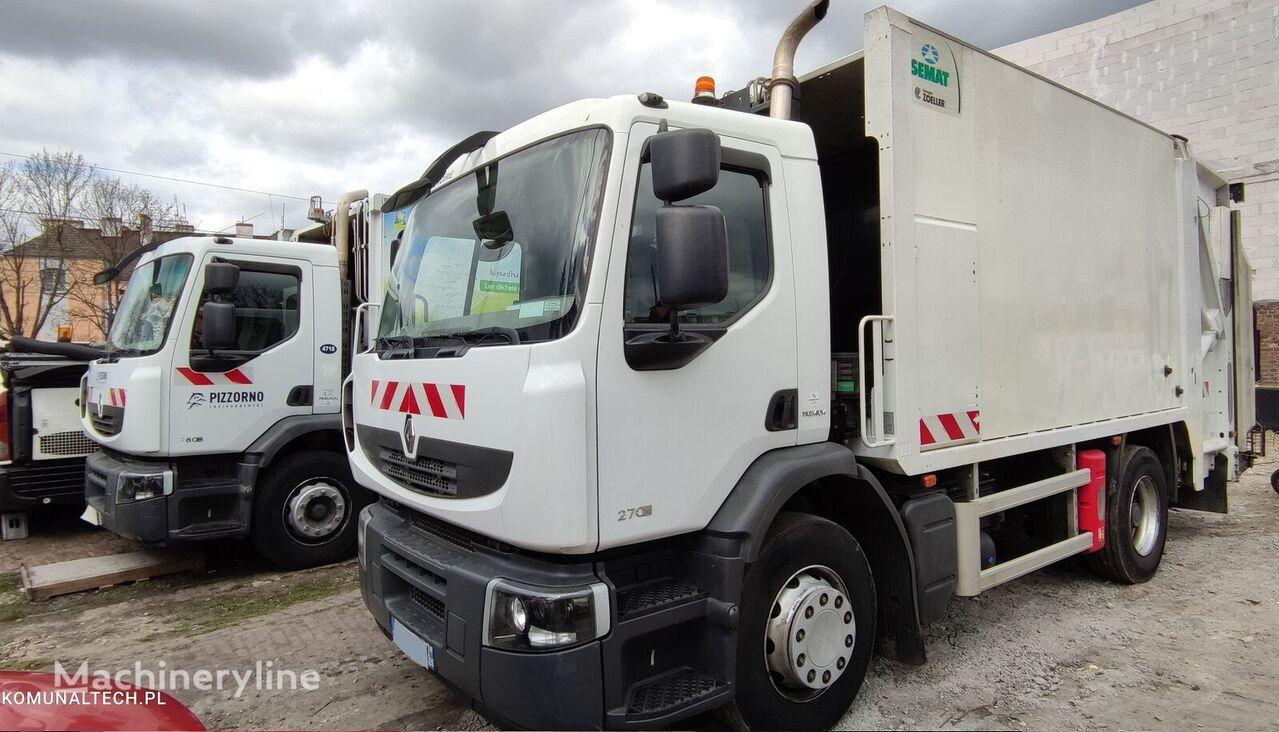 RENAULT Premium 270 dxi EURO 5 SEMAT garbage truck