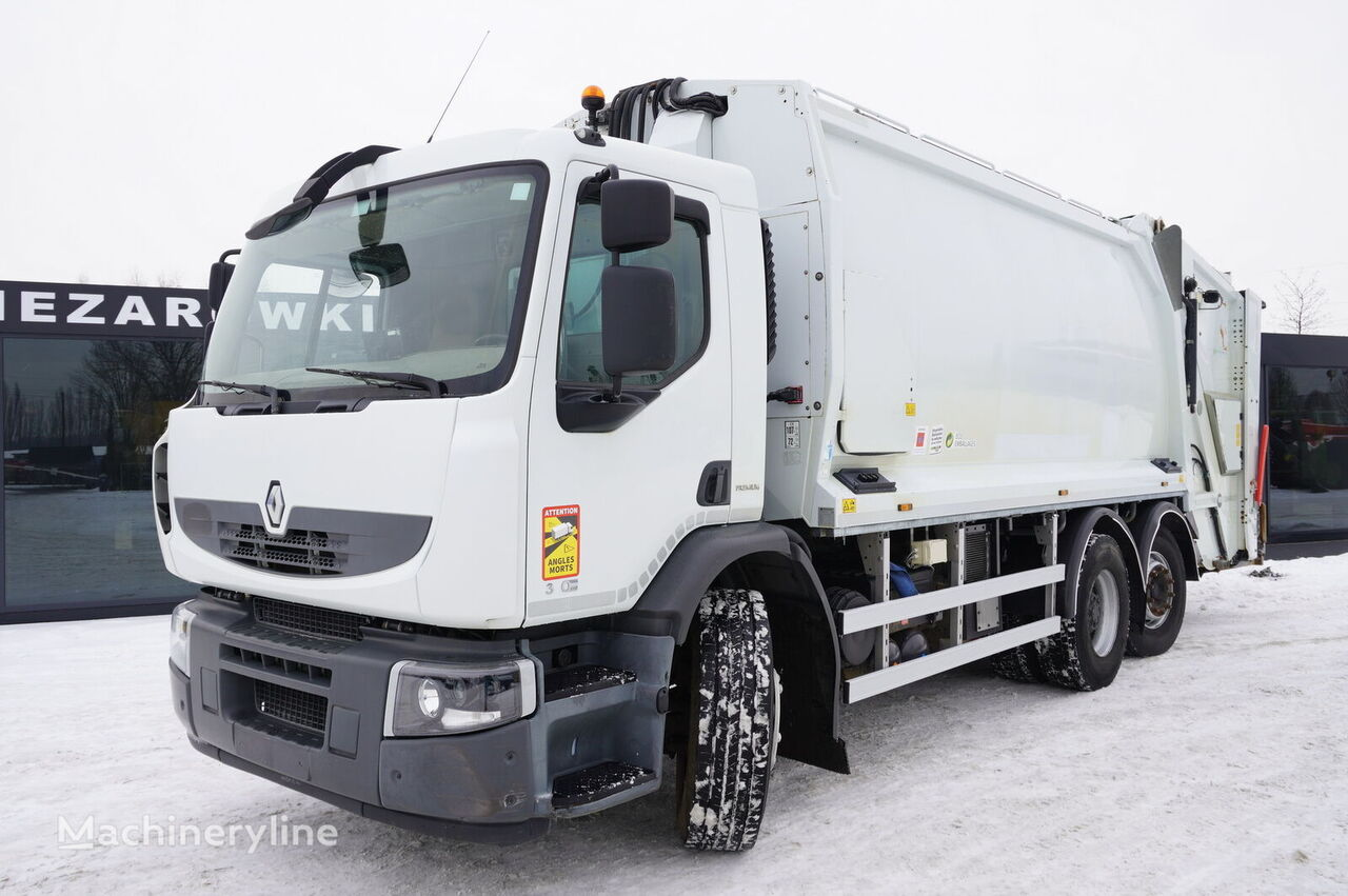 RENAULT Premium 310 DXI , E5 , 6x2 , steer axle , Geesinknorba 21m3 , tr garbage truck