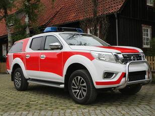 Nissan Navara N-Connecta mobile сommand vehicle