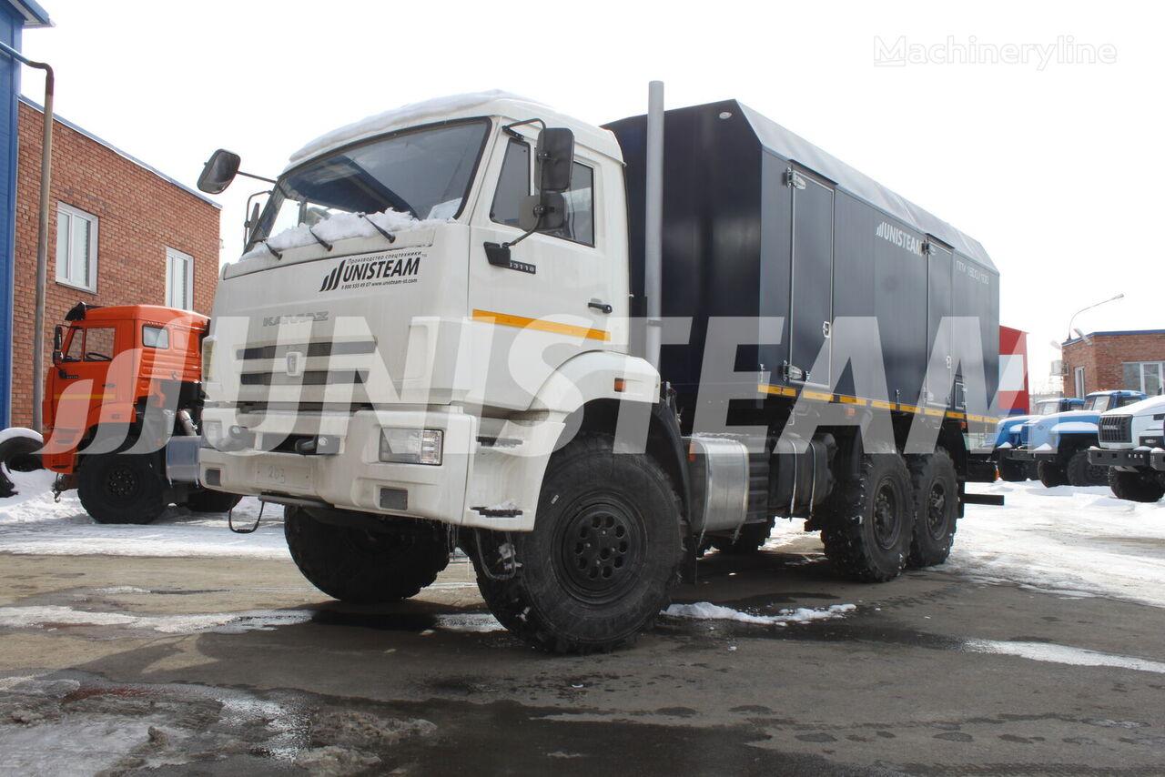 UNISTEAM PPUA 1600/100 serii UNISTEAM-M2 KAMAZ 43118 other municipal vehicles