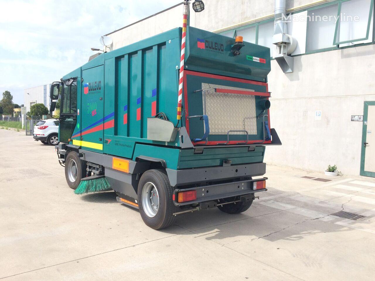 DULEVO 5000 COMBI road sweeper