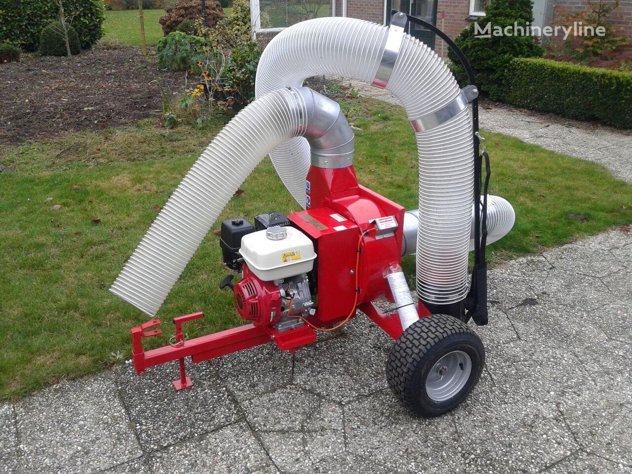 new PSU street vacuum cleaner
