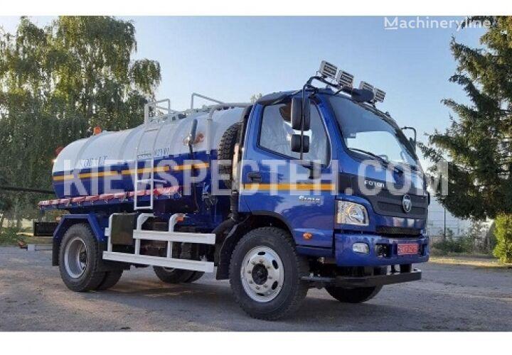 new FOTON  DAIMLER COB-6 vacuum truck