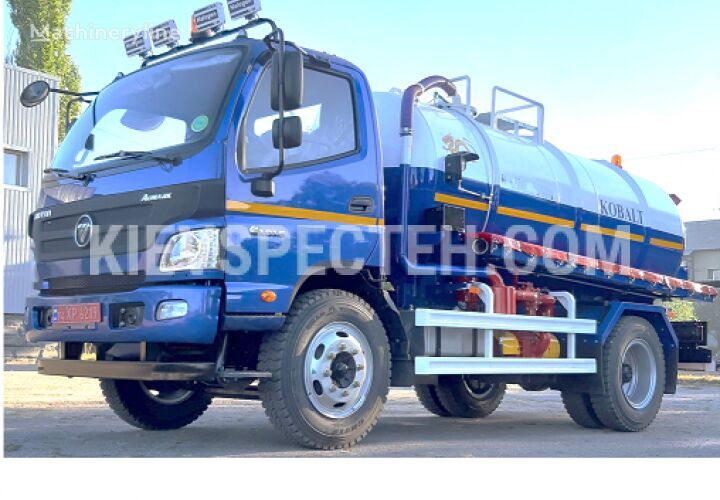 new FOTON DAIMLER KSV-100 vacuum truck