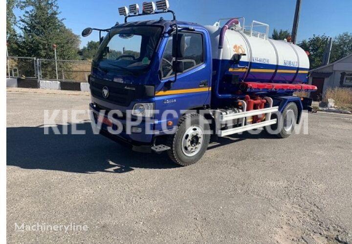 new FOTON DAIMLER KOV-13 vacuum truck