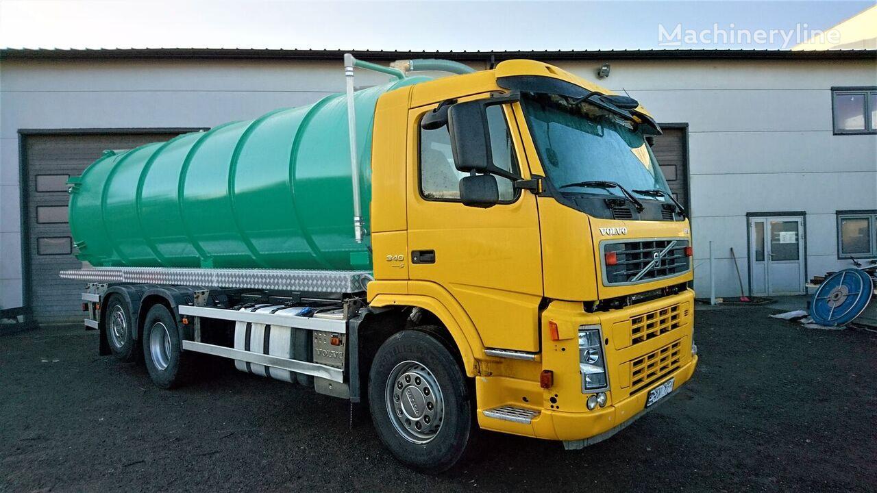 VOLVO FM9 340 vacuum truck