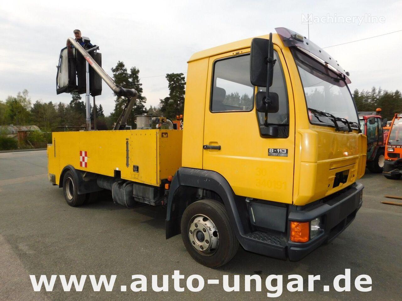 MAN 8.113 Zellinger S85 other airport equipment