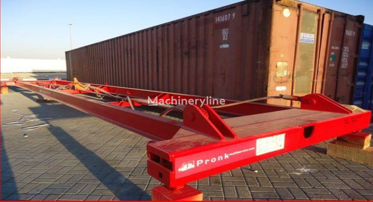 Forkiftcenter /Pronk 40ft Semi-Automatic Spreader other equipment
