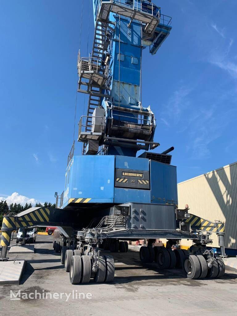 LIEBHERR LHM250 H1175 portal crane