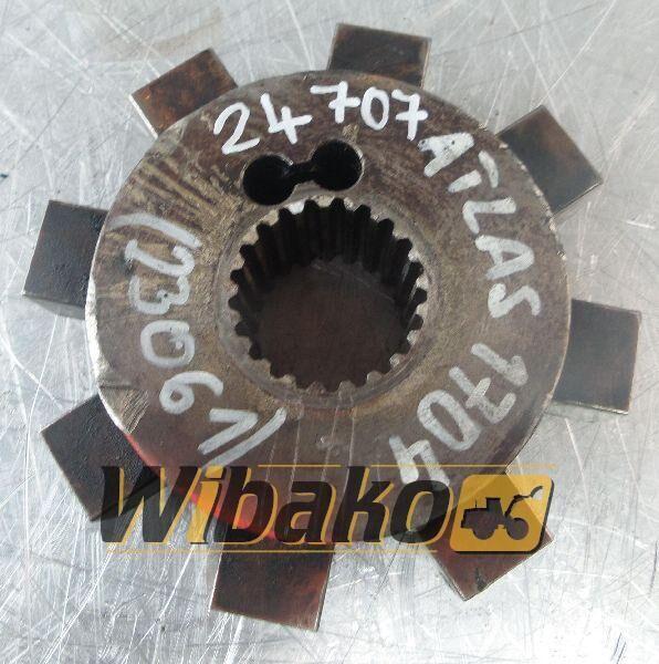 ATLAS (21/45/110) clutch for excavator