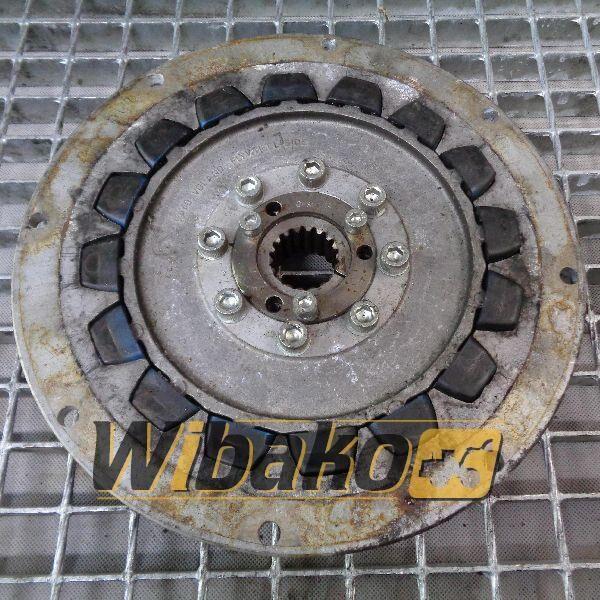 Lato volano (18/40/315) clutch for ETEC 815 excavator