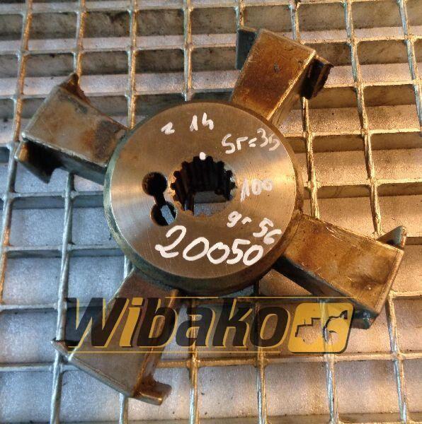 Centaflex 30H (14/30/100) clutch for excavator