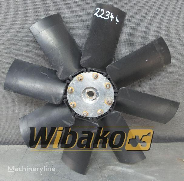 (7/40) cooling fan for excavator